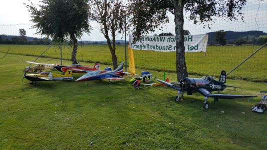 Flugplatzfest 2016